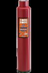 Taller segmento de corona continua para aplicaciones con cable pretensado, barras de refuerzo flojo y malla de alambre. Especificación SB-  hormigón con acero ligero y el cable con segmento alto para una mayor duración uso con agua para la refrigeraci