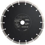 Corte de asfalto  - Diseñado para uso con sierras de baja potencia (5-18PS / 4-13kW) o media potencia (20-35PS / 14-25kW)